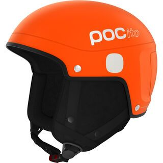 POC POCito Skull Light Helmet, fluorescent orange - Skihelm
