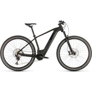 *** 2. Wahl *** Cube Reaction Hybrid SLT 29 2020, black´n´grey - E-Bike | Größe 19 Zoll
