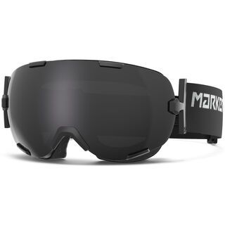 Marker Projector+ Polarized inkl. WS, schwarz/Lens: black light hd - Skibrille