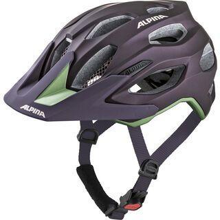 Alpina Carapax 2.0, nightshade - Fahrradhelm