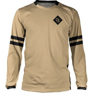 Loose Riders C/S Heritage Jersey LS Heritage Sand multi color