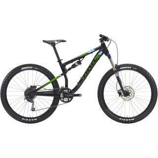 Kona Precept 130 2016, black/green - Mountainbike