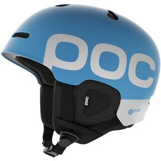 POC Auric Cut Backcountry SPIN, radon blue - Skihelm