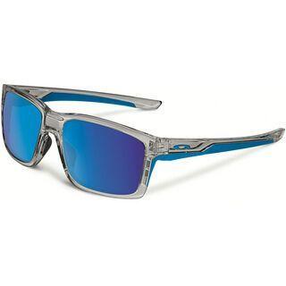 Oakley Mainlink, grey ink/Lens: sapphire iridium - Sonnenbrille