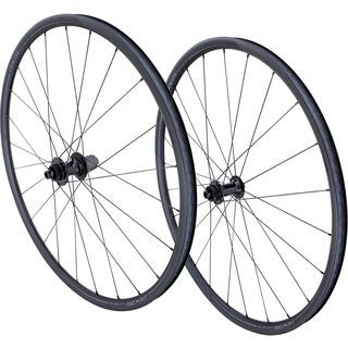 Specialized Axis 4.0 Disc SCS TA, black ano/charcoal - Laufradsatz
