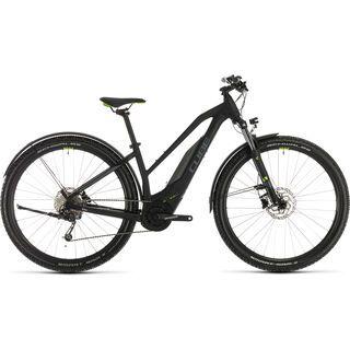 Cube Acid Hybrid ONE Allroad 500 29 Trapeze 2020, black´n´green - E-Bike