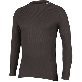 Endura Transrib (Langarm), schwarz - Unterhemd