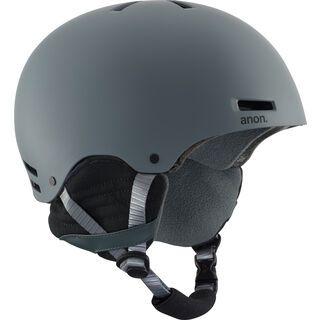 Anon Raider, gray - Snowboardhelm