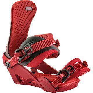 Nitro Ivy 2017, red - Snowboardbindung