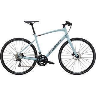 Specialized Sirrus 3.0 gloss summer blue/metallic crimson/black reflective 2021