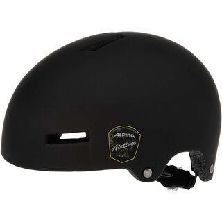 Alpina Airtime, black matt - Fahrradhelm