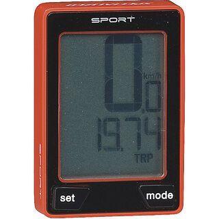 Specialized SpeedZone Sport Wireless, black/red - Fahrradcomputer