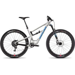 Santa Cruz Hightower CC X01 Reserve 29 2018, grey/blue - Mountainbike