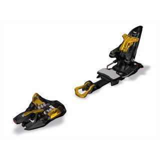 Marker Kingpin 10, black/gold - Skibindung