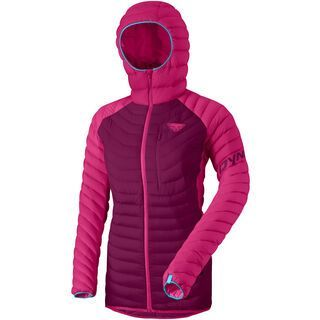 Dynafit Radical Down Women Hooded Jacket, flamingo - Daunenjacke