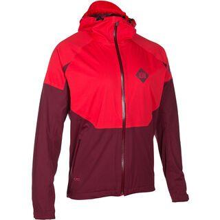 ION Shell AMP Jacket Vario, blazing red - Radjacke
