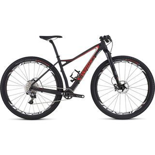 Specialized S-Works Fate Carbon 29 2016, carbon/red/white - Mountainbike