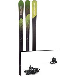 Set: Armada Invictus 85 2019 + Marker Alpinist 12 black/titanium