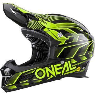 ONeal Fury RL Helmet MIPS, black/yellow - Fahrradhelm