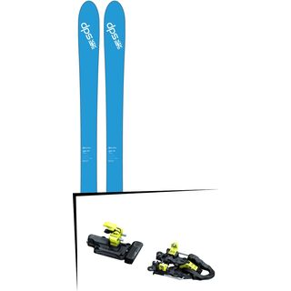 Set: DPS Skis Wailer 106 2017 + ATK Freeraider 14 2.0 (2322436)