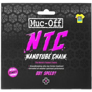 Muc-Off NTC Nanotube Chain Shimano Dura-Ace - Kette
