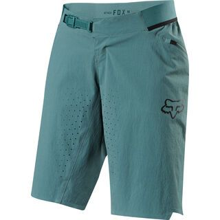 Fox Womens Attack Short with Liner, pine - Radhose