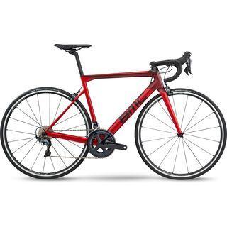 BMC Teammachine SLR02 Two 2020, carmine red & carbon - Rennrad