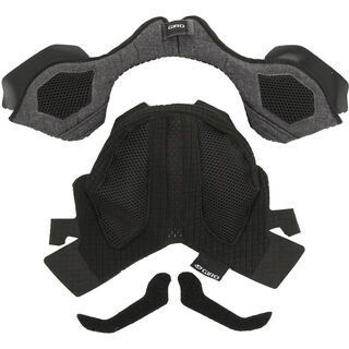 Giro Sutton Winter Kit, black/charcoal - Helmpolster