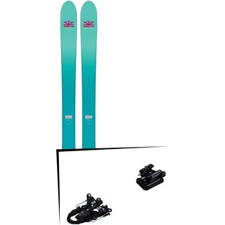 Set: DPS Skis Nina F99 Foundation 2018 + Kästle ATK Free Tour 12 2.0
