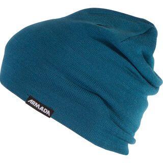 Armada Basic Beanie, blue - Mütze