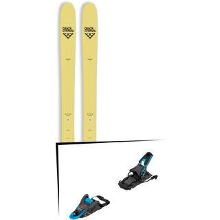 Set: Black Crows Anima Freebird 2018 + Salomon S/Lab Shift MNC blue/black
