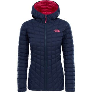 The North Face Womens Thermoball Hoodie Jacket, urban navy - Thermojacke