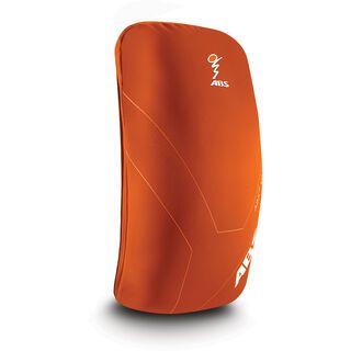 ABS Powder 8, red orange - ABS Zip-On