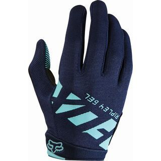 Fox Womens Ripley Gel Glove, ice blue - Fahrradhandschuhe