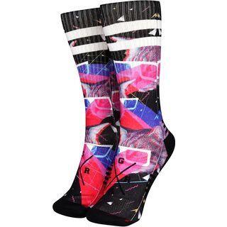 Loose Riders Socks 3-D Cats - Radsocken