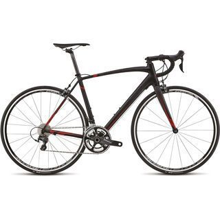 Specialized Allez Expert M2 2015, Satin/Gloss Black/Red - Rennrad