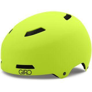 Giro Quarter, lime division - Fahrradhelm