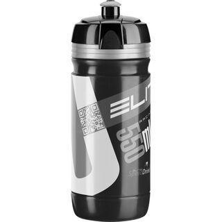 Elite Corsa, schwarz/silber - Trinkflasche