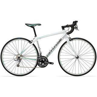 Cannondale Synapse Womens Tiagra 2014, weiß - Rennrad
