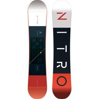 Nitro Team Wide 2020 - Snowboard