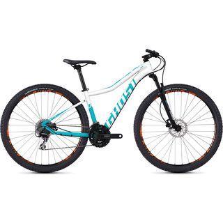 Ghost Lanao 2.9 AL 2018, white/blue/neon orange - Mountainbike