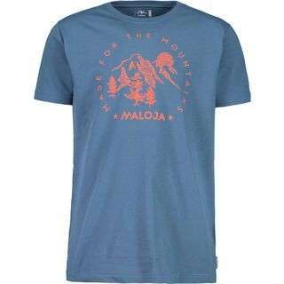 Maloja ZupoM., blueberry - T-Shirt