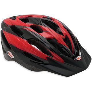 Bell Ukon FS, red/black pinstripe - Fahrradhelm