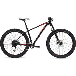 Specialized Fuse Expert 6Fattie 2017, black/red/white - Mountainbike