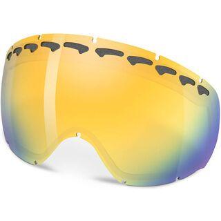 Oakley Crowbar MX Lens, fire iridium - Wechselscheibe