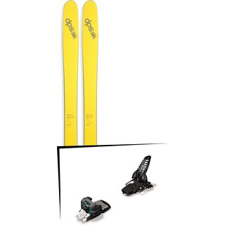 Set: DPS Skis Wailer 112 RP2 2017 + Marker Griffon 13 (1247010)