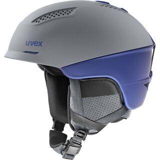 uvex ultra pro, grey/ink mat - Skihelm