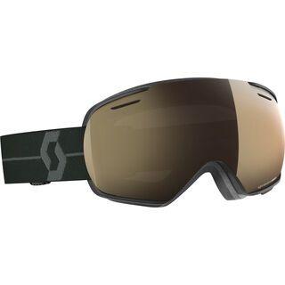 Scott Linx LS, black grey/Lens: light sensitive bronze chrome - Skibrille