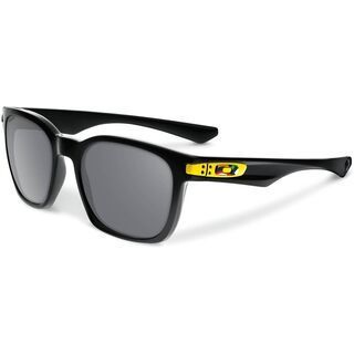 Oakley Garage Rock Valentino Rossi, Polished Black/Grey - Sonnenbrille