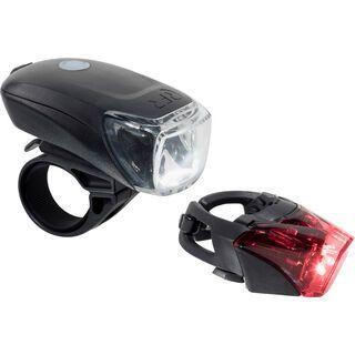 Cube RFR Beleuchtungsset Tour 35 USB black